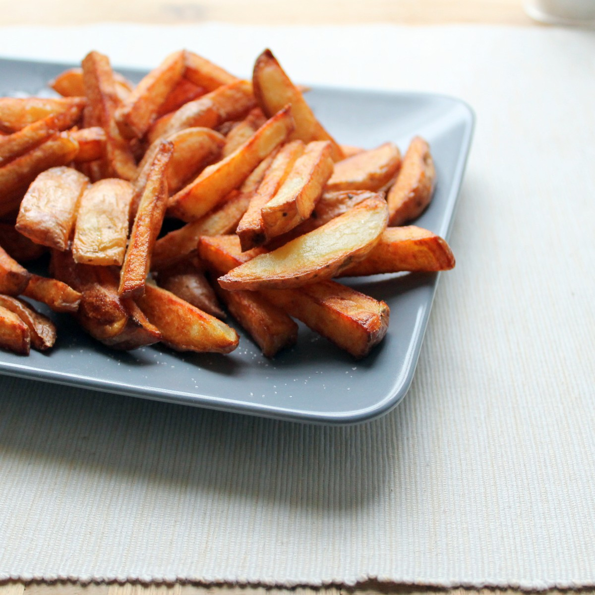 """the secret of tasty fries The secret to great french fries is to fry them  homemade french fries with five dipping sauces   share """"homemade french fries with five dipping sauces"""" on."""