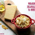 truffle macaroni cheese