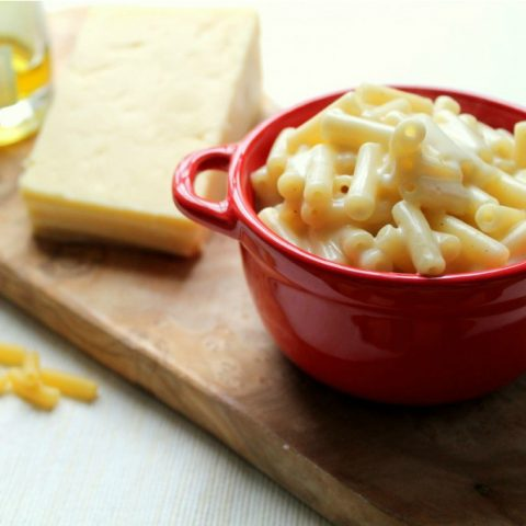 Heston's Truffle Macaroni & Cheese