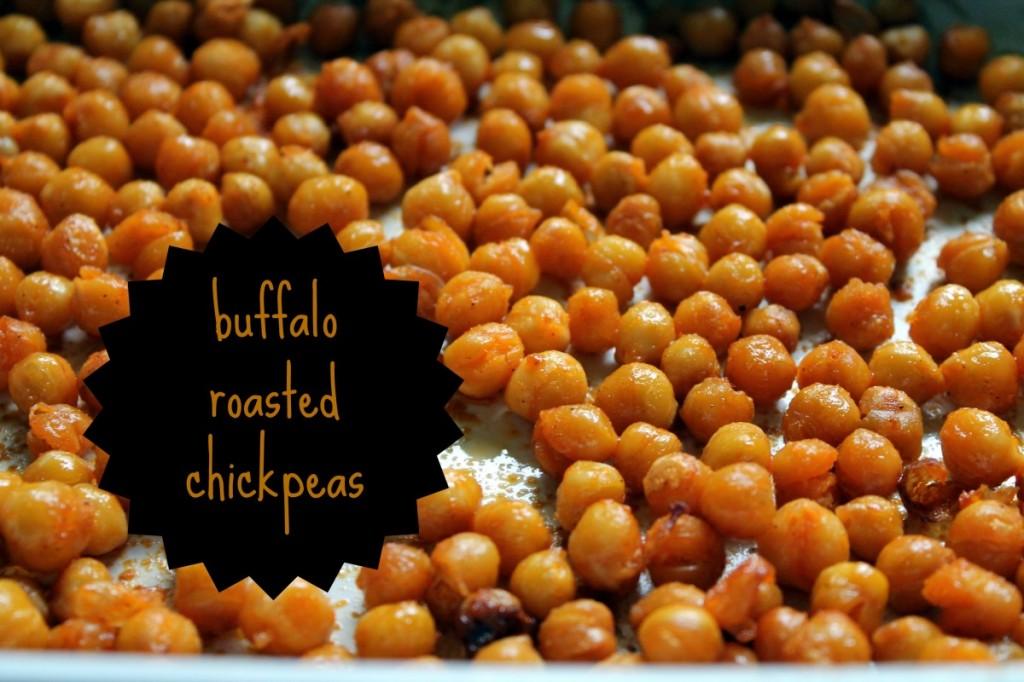 buffalo roasted chickpeas