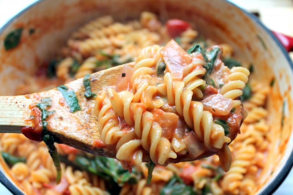 Mascarpone recipes with pasta