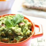 A simple, delicious and unusual dip. This would be great for a party!