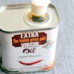 extra virgin chili oil