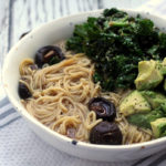 Healthy and nourishing for the winter, this vegetarian ramen packs in a variety of flavors and textures despite taking only 20 minutes to prepare! Can be made vegan or gluten free when using the appropriate noodles.