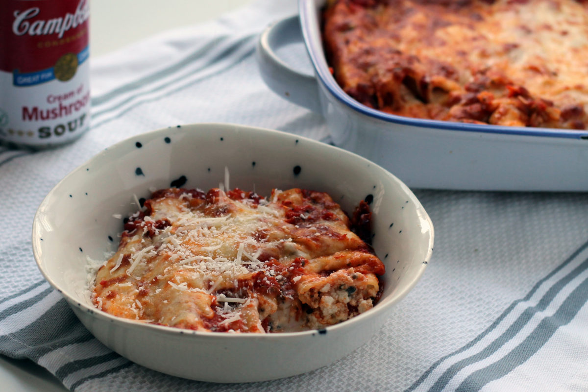 Mediterranean rice bake more my recipes with campbell 39 s for Mandolin mediterranean kitchen