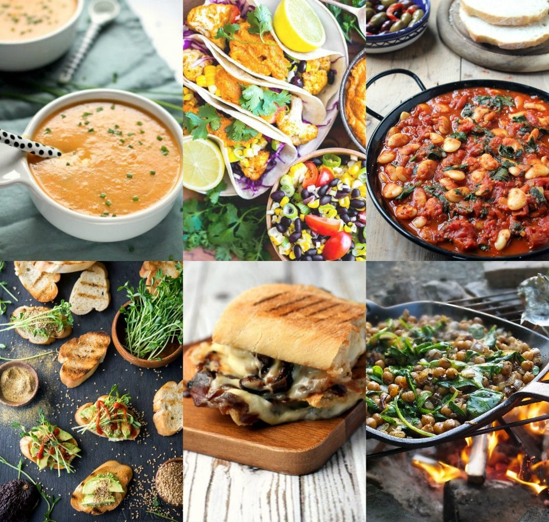 75 Smoked Vegetarian Recipes Happy Veggie Kitchen