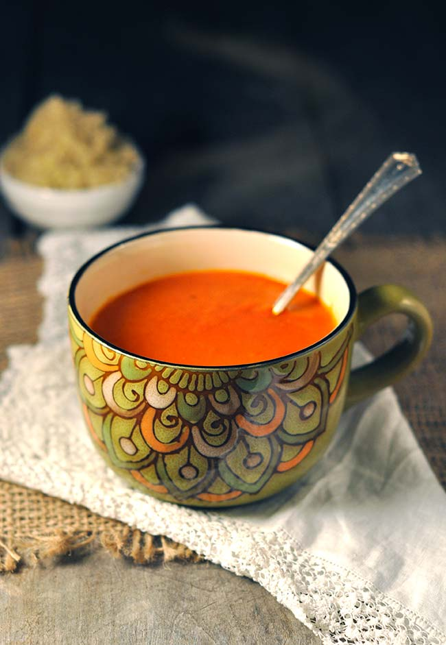 15 Slow Cooker Vegetarian Soup Recipes for Lazy Winter Days