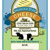 Halloumi Style cheese (Made in the US, Ethical Dairy) on Amazon.com