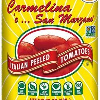 Carmelina San Marzano Italian Whole Peeled Tomatoes