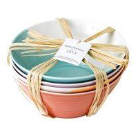 Royal Doulton Bright Noodle Bowls (Set of 4)