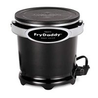 FryDaddy Electric Deep Fryer