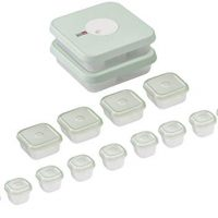 Joseph Joseph Datable Baby Food Container Set, 15-Piece