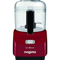 Magimix Mini Chopper, Red (a Happy Veggie Kitchen fave!)