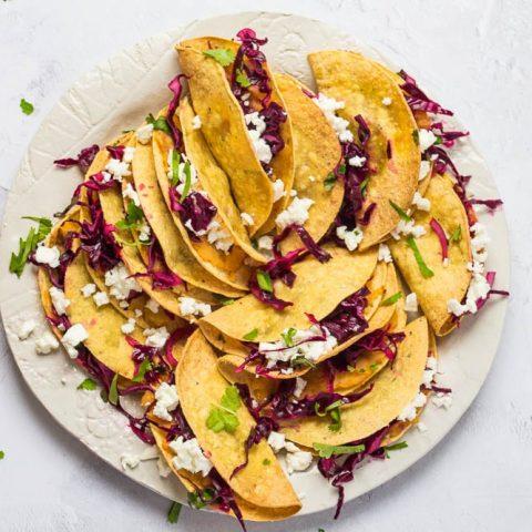 Mashed Potato Tacos (Oven Baked)
