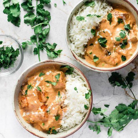 Air Fryer Paneer Curry